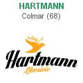 librairie Hartmann Colmar