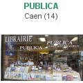 librairie Publica Caen
