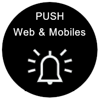 Notification push web et mobile avec Diffuzia